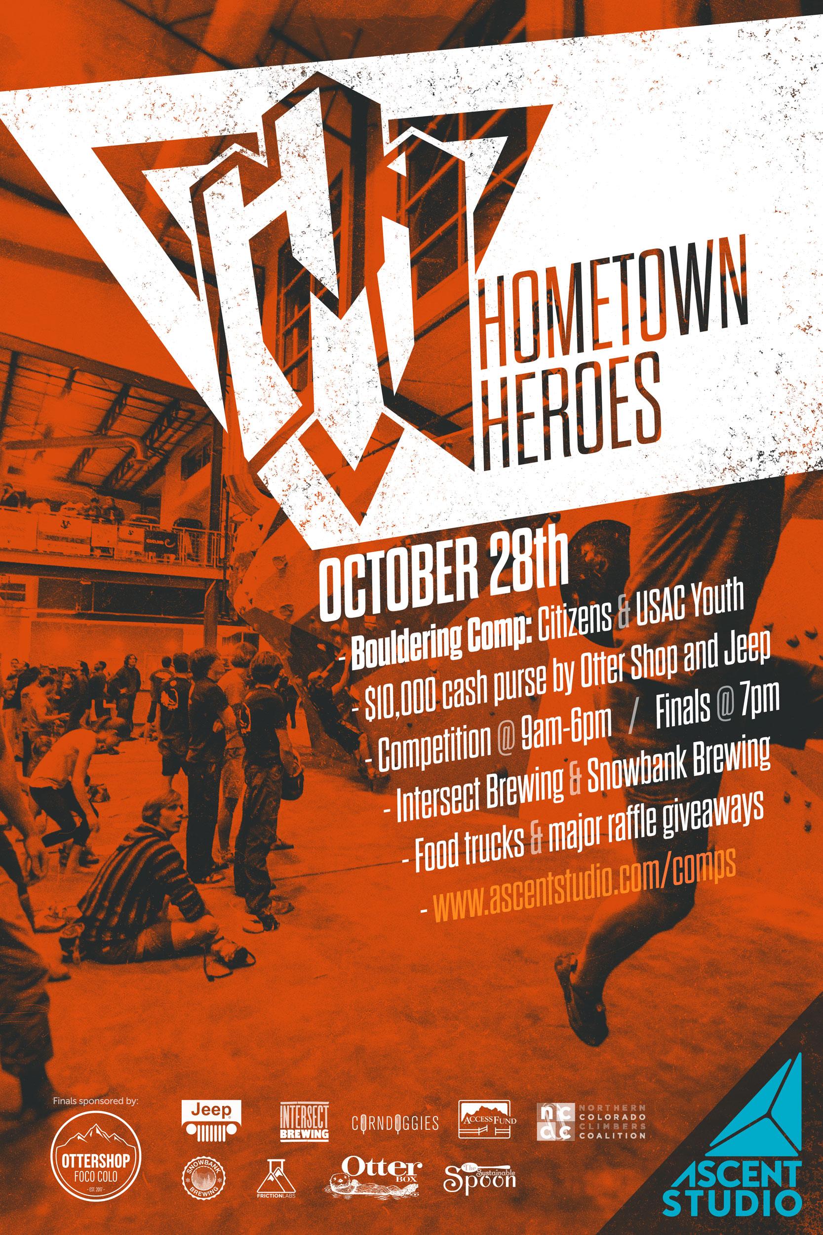1524 - Hometown Heroes Poster v3 - Social