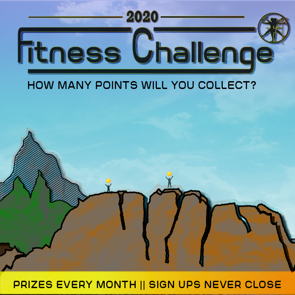 Sign up for the Fitness Challenge here