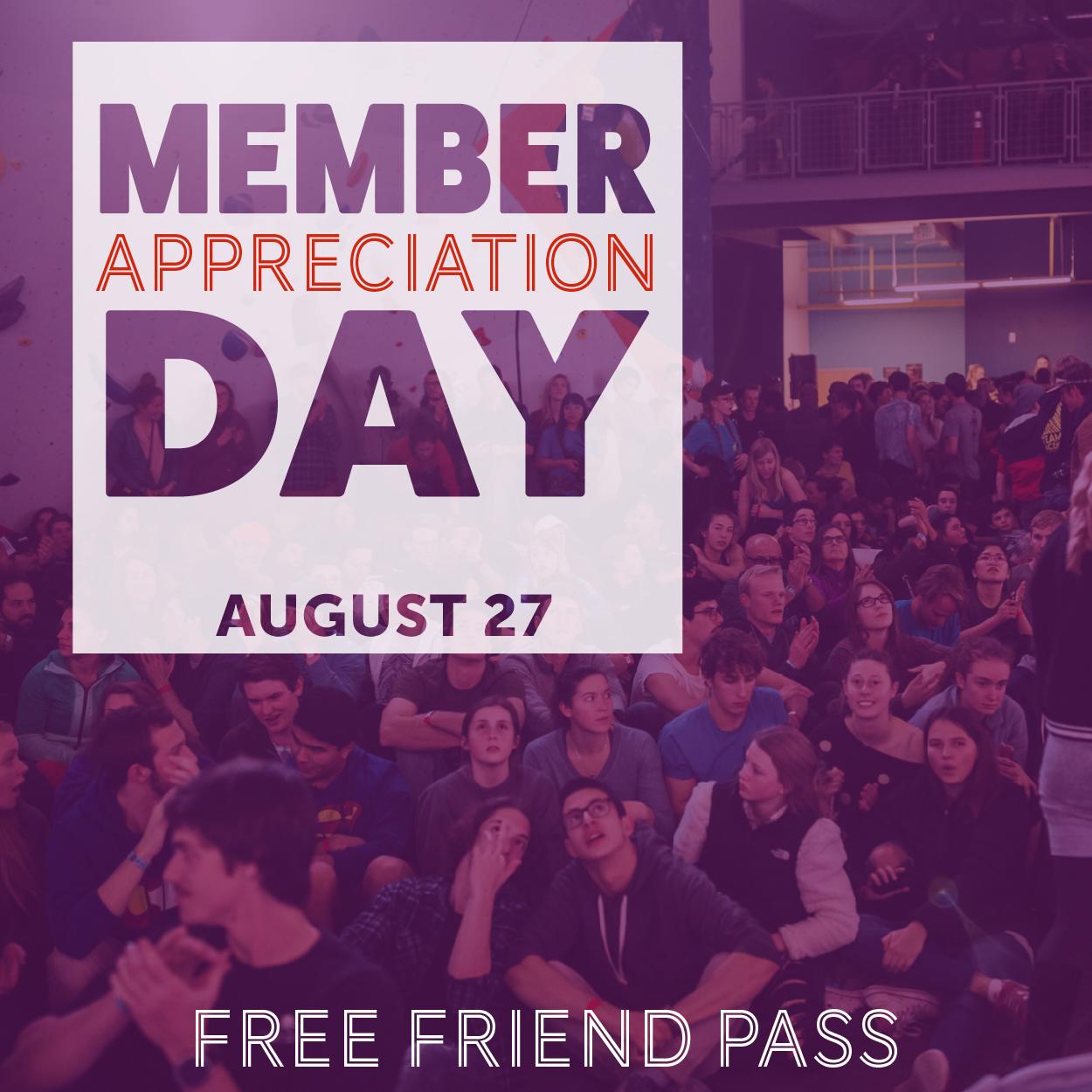 Member Day