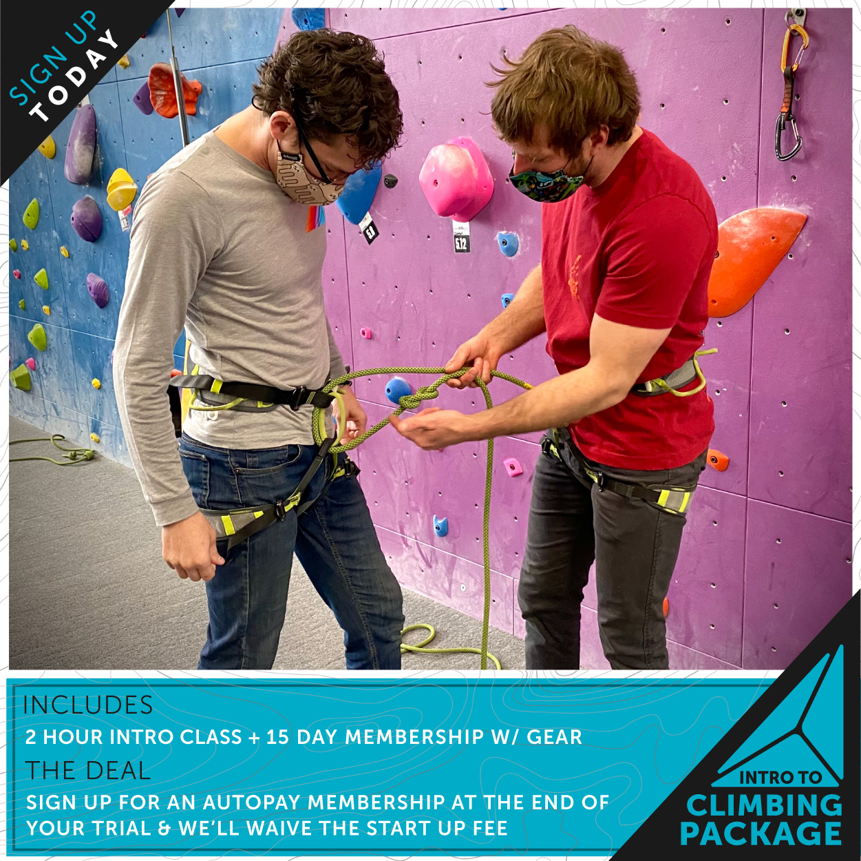 Intro to climbing DEAL-01-01