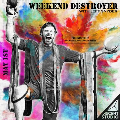 Weekend Destroyer 1x1-02