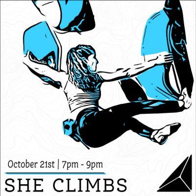 She-Climbs